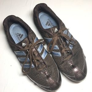 Adidas Brown Sneakers